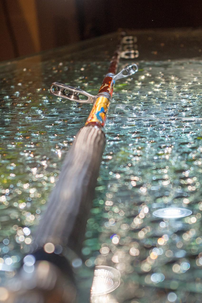 Canna reverse a carrucole per drifting al tonno Imgp5513