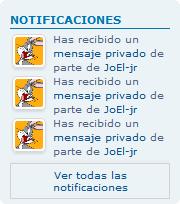 El widget de notificaciones no me toma la imagen Screen11