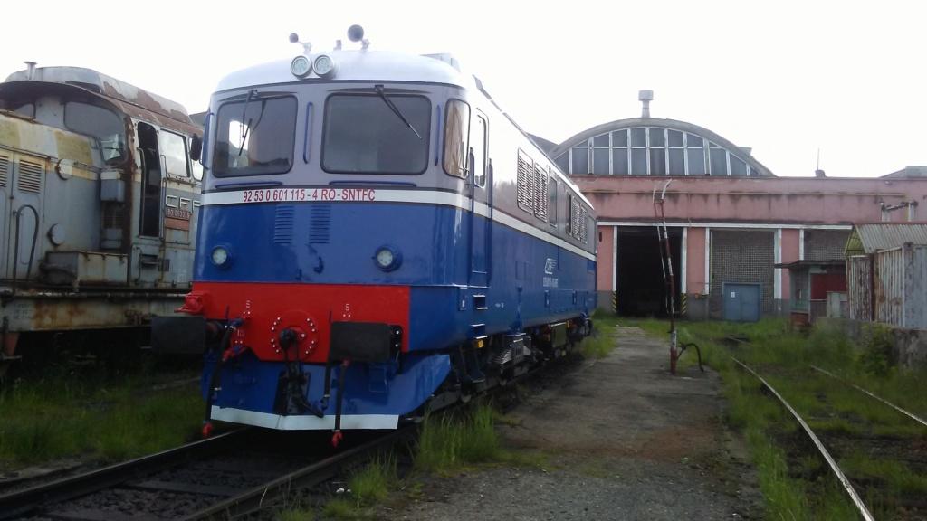 Locomotive clasa 60 - Pagina 38 20190510