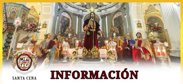 Hermandad de la Santa Cena | INFORMACIÓN  Img_2141