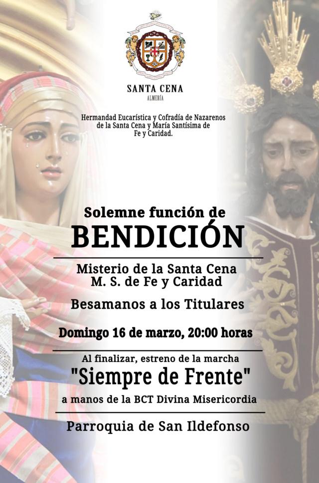 Domingo 17 de marzo | BENDICIÓN DE LOS TITULARES  Img_2148