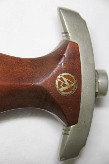 Dague allemande N.S.K.K, S.A 3-dzot10