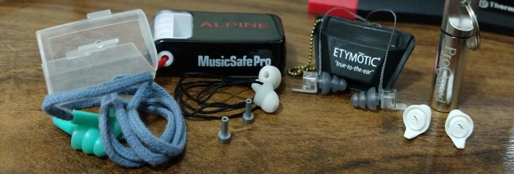 Review:  Protetor auricular - Etymotic, ProGuard, MusicSafePro Alpline e os baratezas... Audio_10