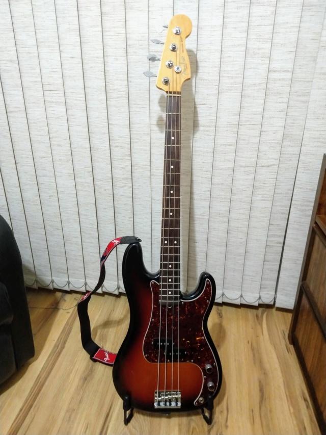 Fender American Standard Precision  Img_2018