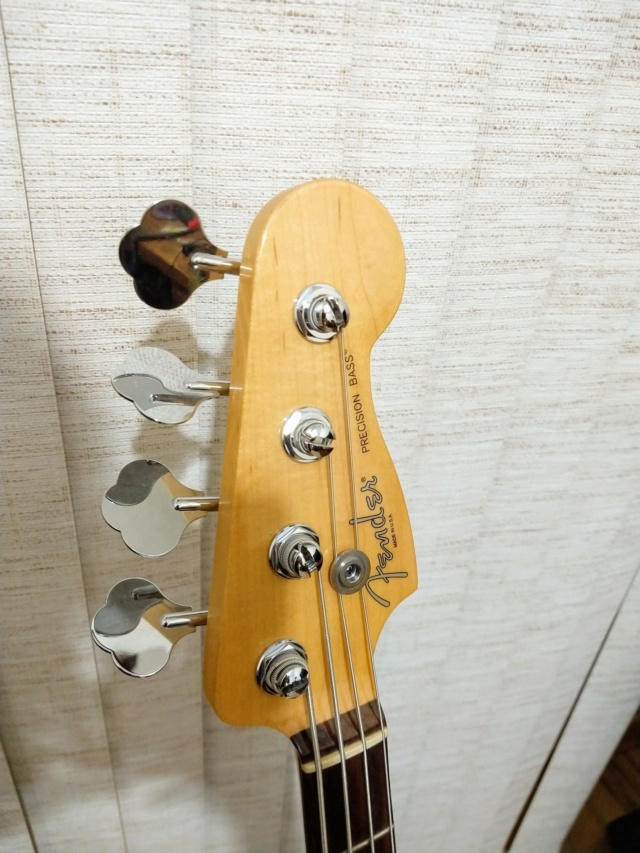 Fender American Standard Precision  Img_2019
