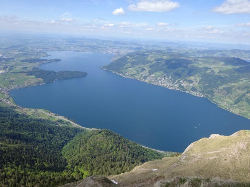 Lac des 4 Cantons, Mt Pélerin, 4 jours en Suisse (Mai-Juin 2019) Dsc00319