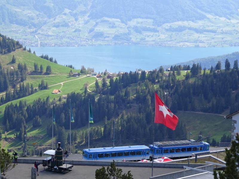 Lac des 4 Cantons, Mt Pélerin, 4 jours en Suisse (Mai-Juin 2019) Dsc00410