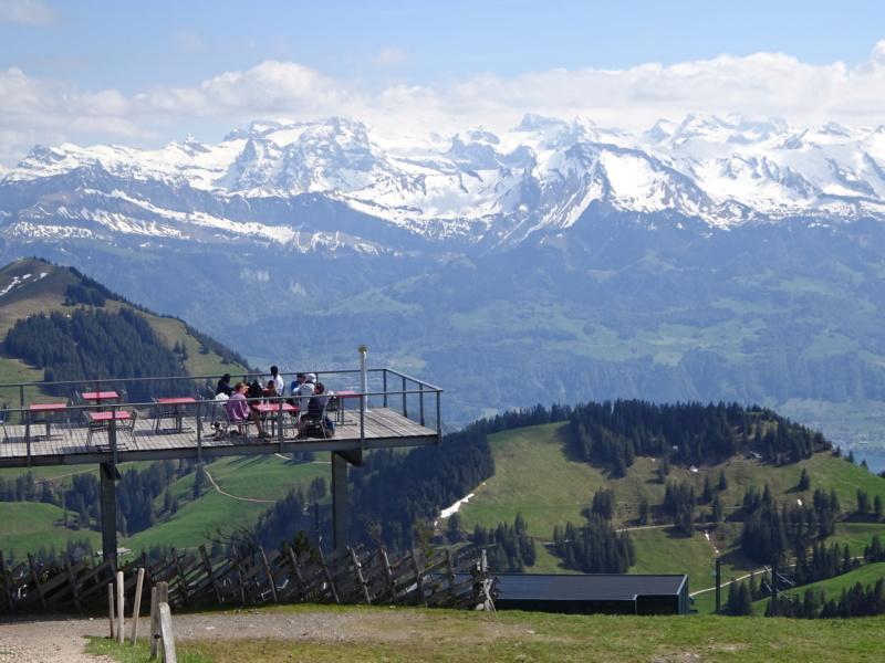Lac des 4 Cantons, Mt Pélerin, 4 jours en Suisse (Mai-Juin 2019) Dsc00411