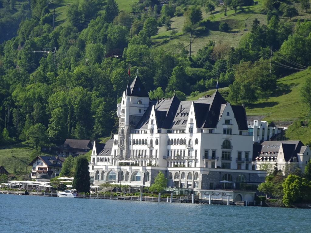 Lac des 4 Cantons, Mt Pélerin, 4 jours en Suisse (Mai-Juin 2019) Dsc00418