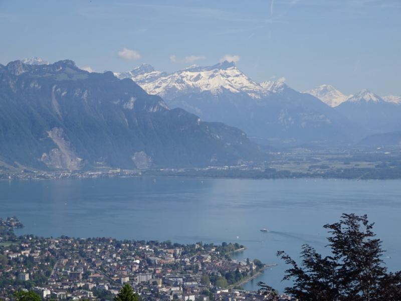 Lac des 4 Cantons, Mt Pélerin, 4 jours en Suisse (Mai-Juin 2019) Dsc00612