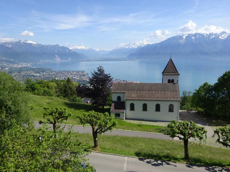 Lac des 4 Cantons, Mt Pélerin, 4 jours en Suisse (Mai-Juin 2019) Dsc00613