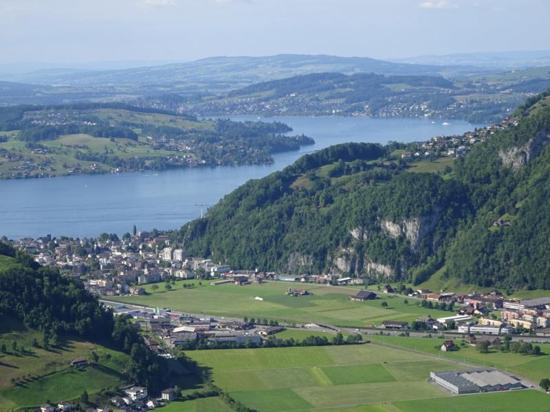 Lac des 4 Cantons, Mt Pélerin, 4 jours en Suisse (Mai-Juin 2019) Dsc09811