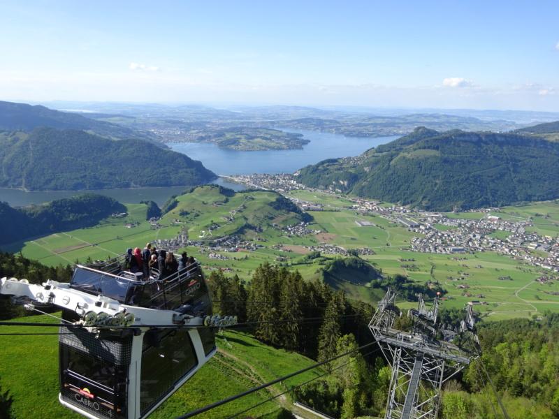 Lac des 4 Cantons, Mt Pélerin, 4 jours en Suisse (Mai-Juin 2019) Dsc09812