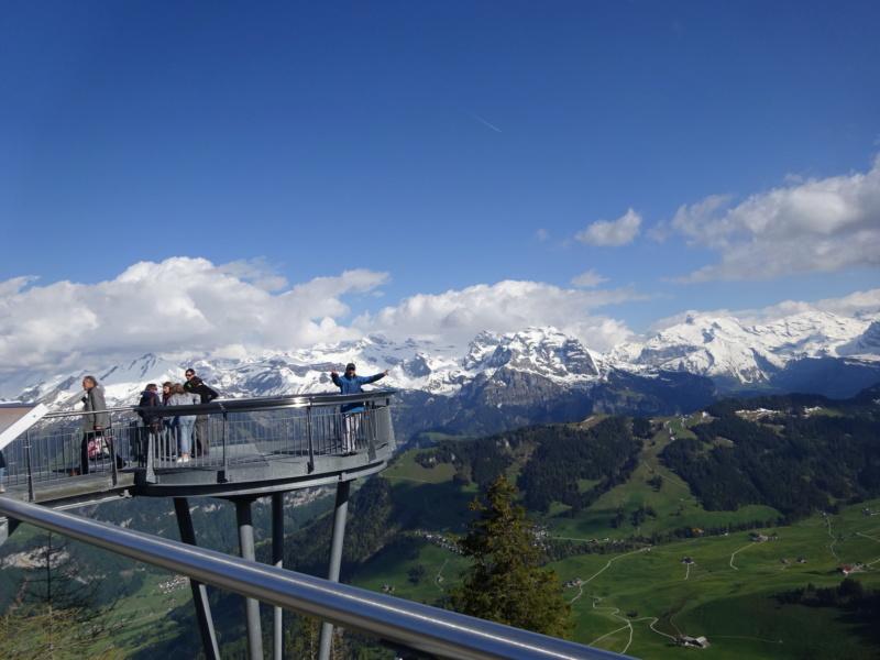 Lac des 4 Cantons, Mt Pélerin, 4 jours en Suisse (Mai-Juin 2019) Dsc09814