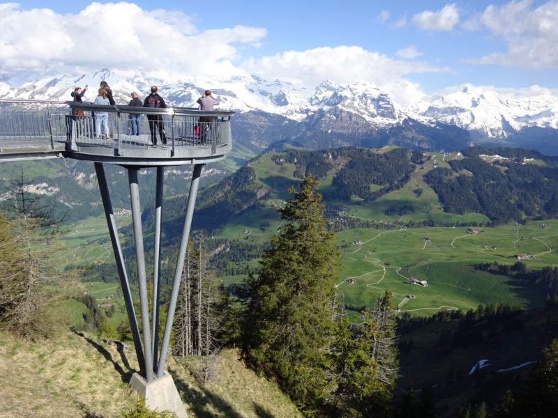 Lac des 4 Cantons, Mt Pélerin, 4 jours en Suisse (Mai-Juin 2019) Dsc09816