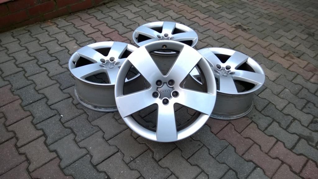 "Audi Cantona 20"" 110"
