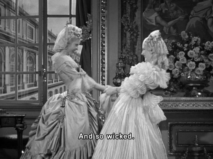 Marie Antoinette avec Norma Shearer (Van Dyke) - Page 11 81104710