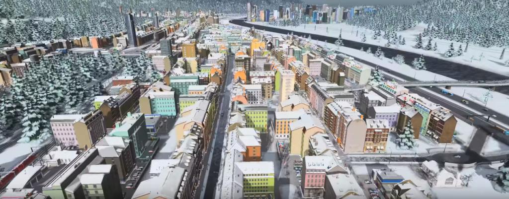 Byenbjerge centre économique d'Isøen [Détail] Ville210