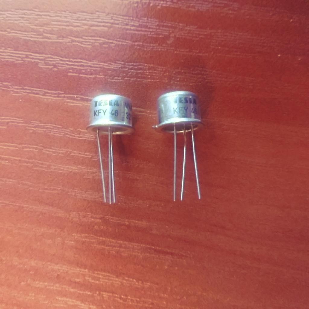 Продам германиевые транзисторы Tungsram, Аtes,Tesla. Kfy-4610