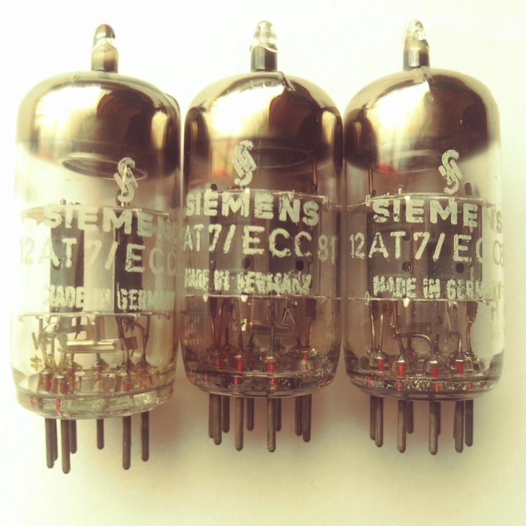 Продам ECC-81 SIEMENS. Zee-8110