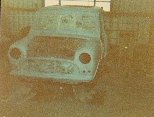 Radford Mini De Ville - Christies 3rd Sep 2014 Fgo312