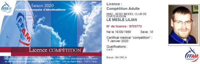COMPET DU MACE LE 8 MARS 2020 Licenc14