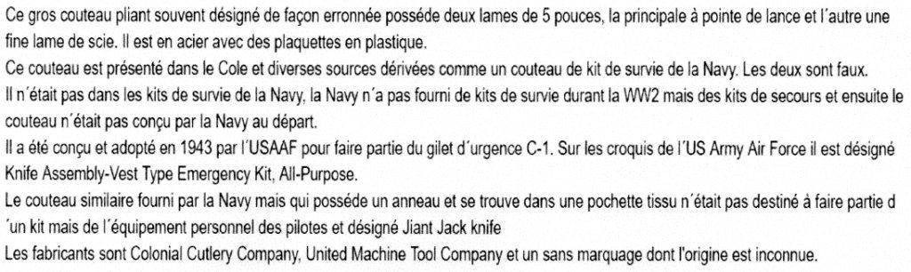 Gros couteau pliant colonial ww2 de l'USAAF. Img37410