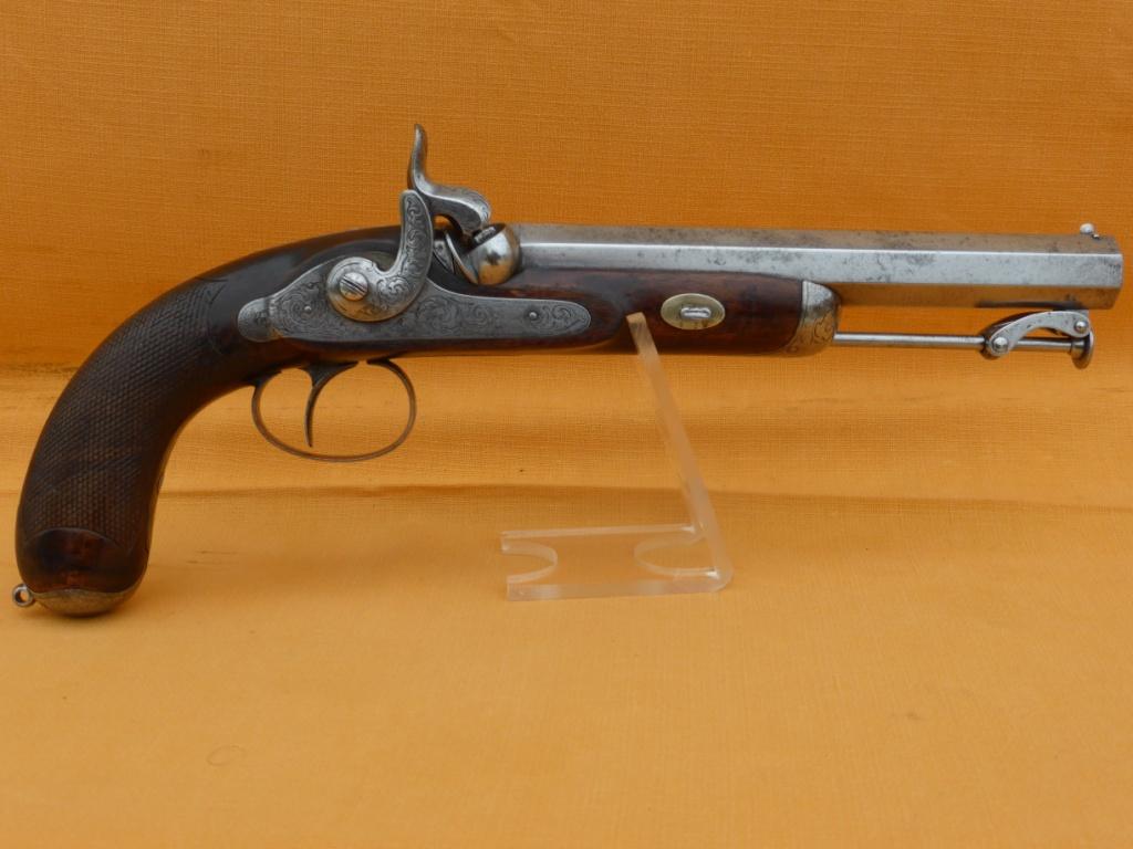 Pistolet à percussion P1000310