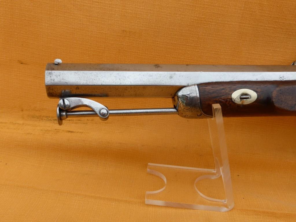 Pistolet à percussion P1000314
