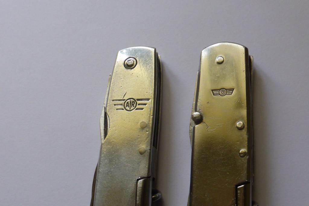 Couteau pliant multifonctions armée de l'air P1060112