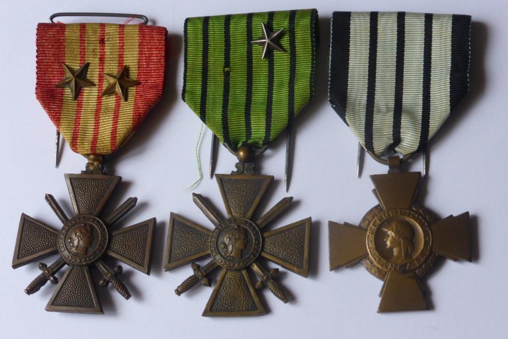 Médaille militaire Francaise P1060236