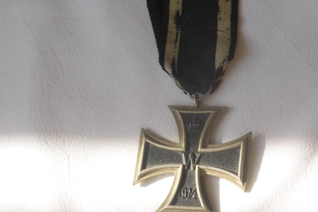 Objets souvenirs d'un prisonnier Français de la WW1 P1060242