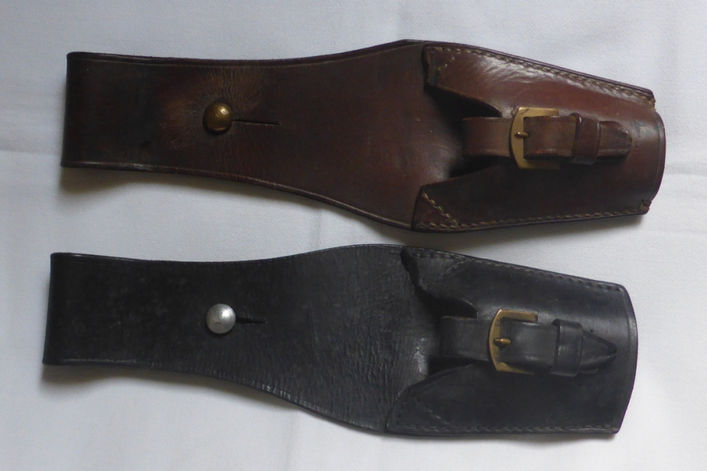 Porte fourreau pour baïonnette 1890 de Gendarmerie P1060410