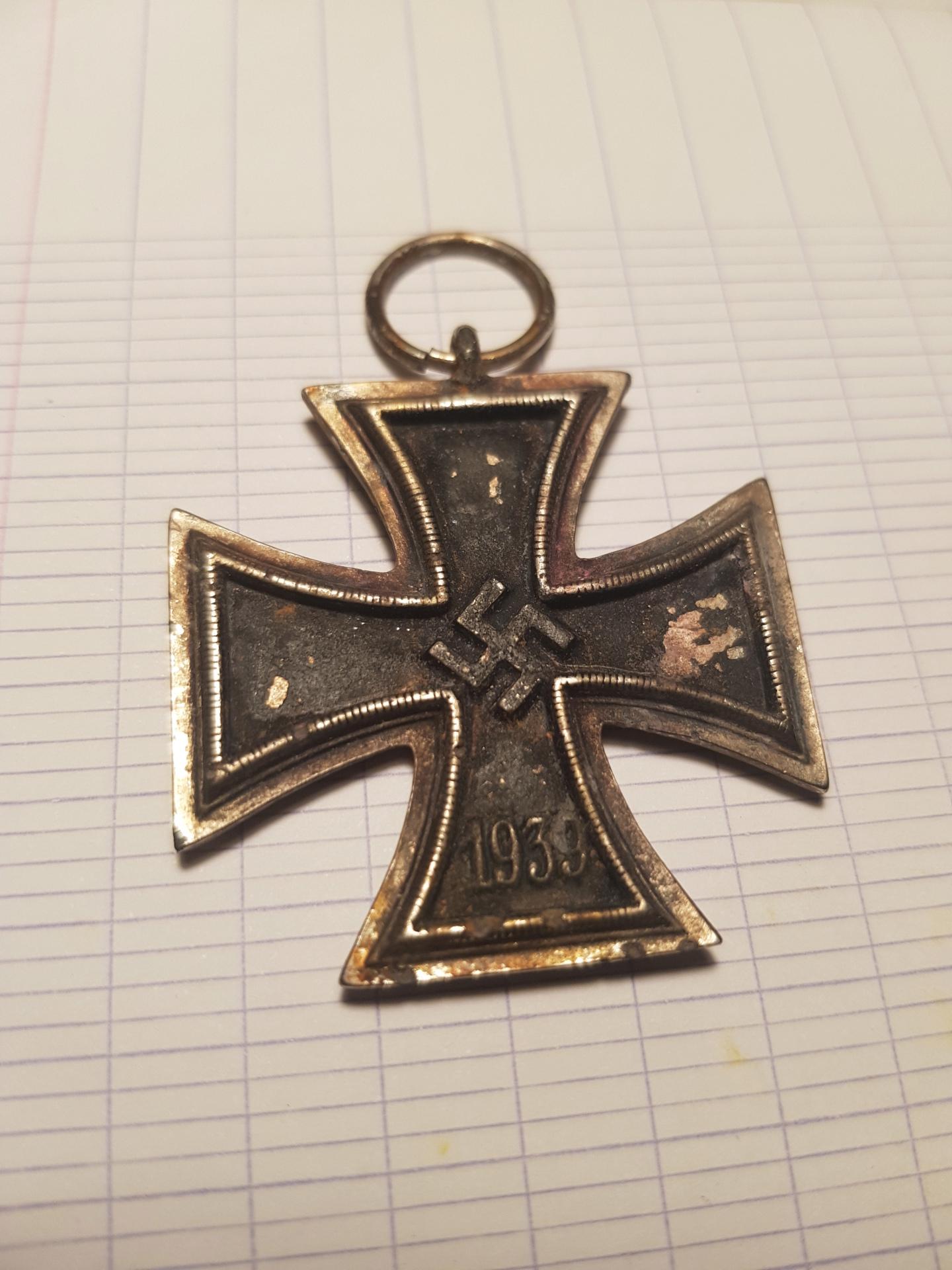 Authentification croix de fer ww2 20190615