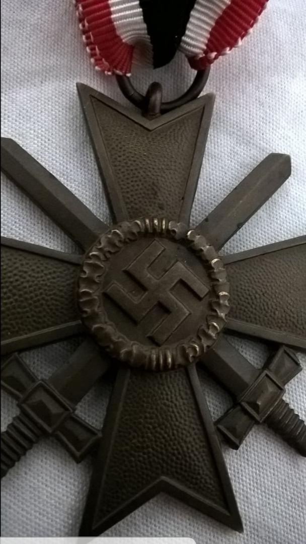 Authentification croix du mérite ww2 20190815