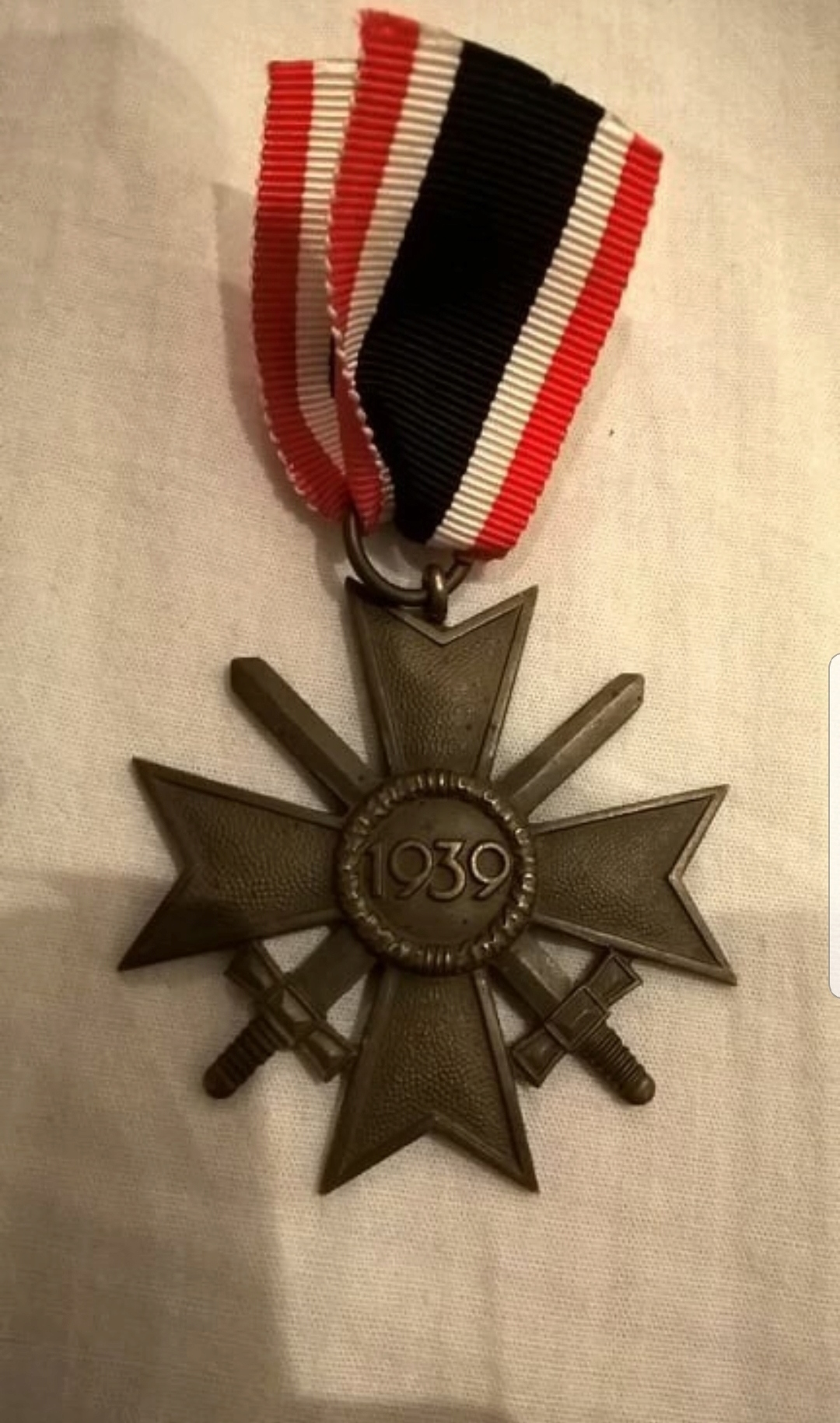 Authentification croix du mérite ww2 20190816