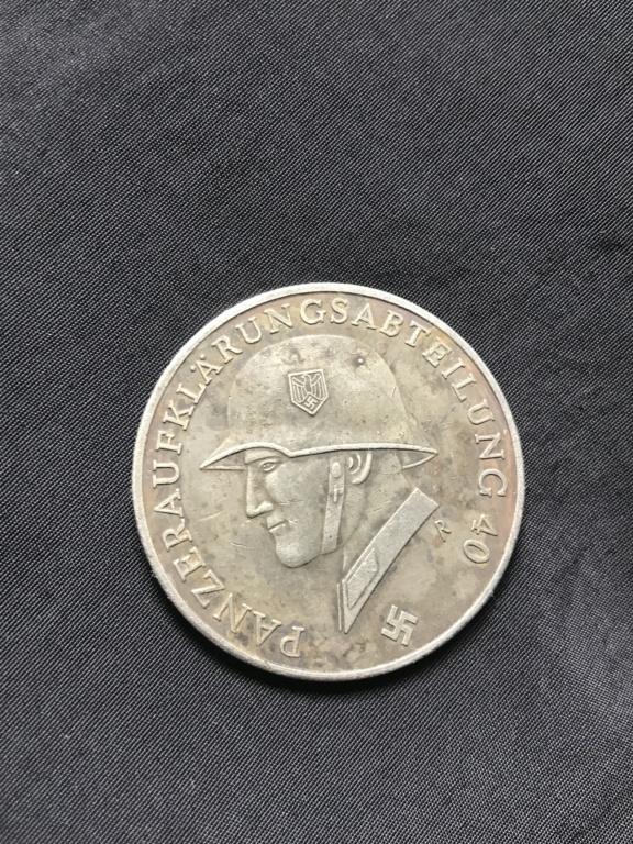 Pièce commémorative allemande  834a1610