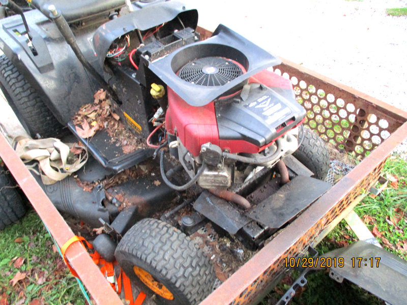 Motor for my Rat Rod project. 20hp_m11