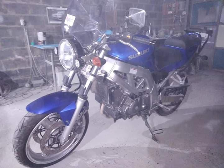 Захист на Suzuki SV 650 55470210