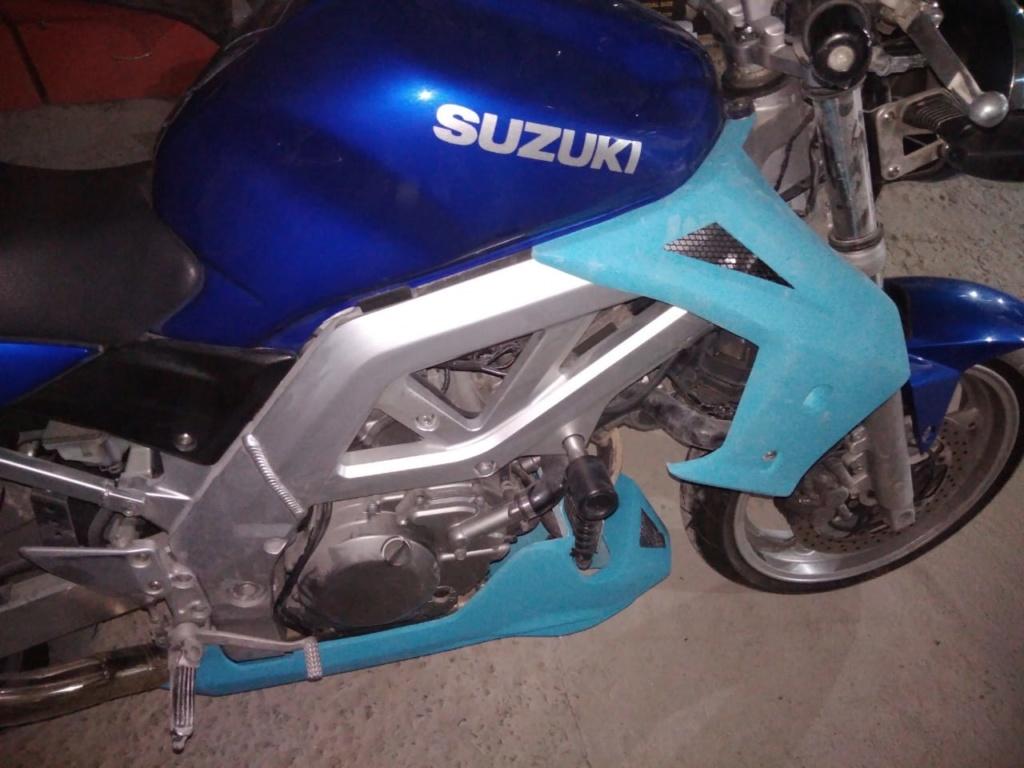 Захист на Suzuki SV 650 55901710