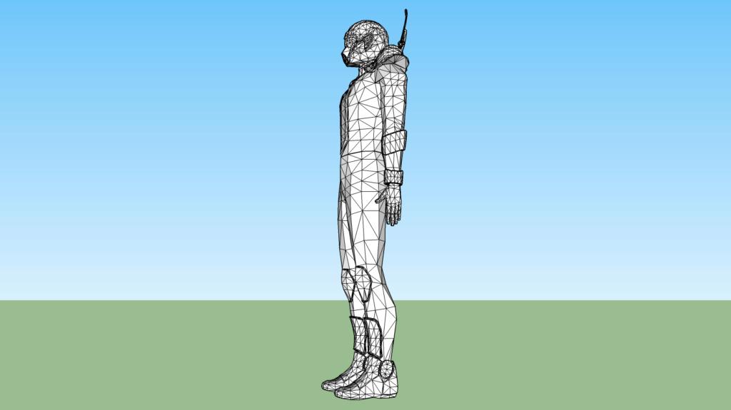 Liens d'armures et des figurines en impression 3D du jeu Star Trek Online Armure13