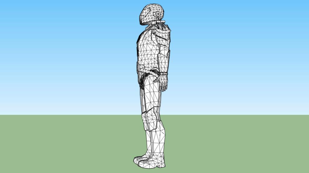Liens d'armures et des figurines en impression 3D du jeu Star Trek Online Armure14
