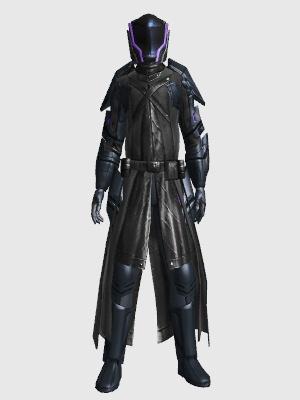 Liens d'armures et des figurines en impression 3D du jeu Star Trek Online Costum18
