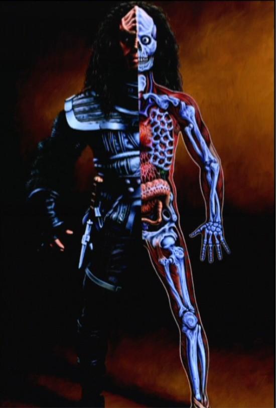 Liens d'armures et des figurines en impression 3D du jeu Star Trek Online Klingo10