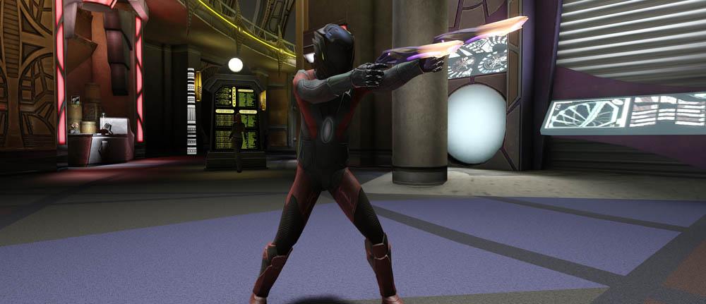 Liens d'armures et des figurines en impression 3D du jeu Star Trek Online R7a39810