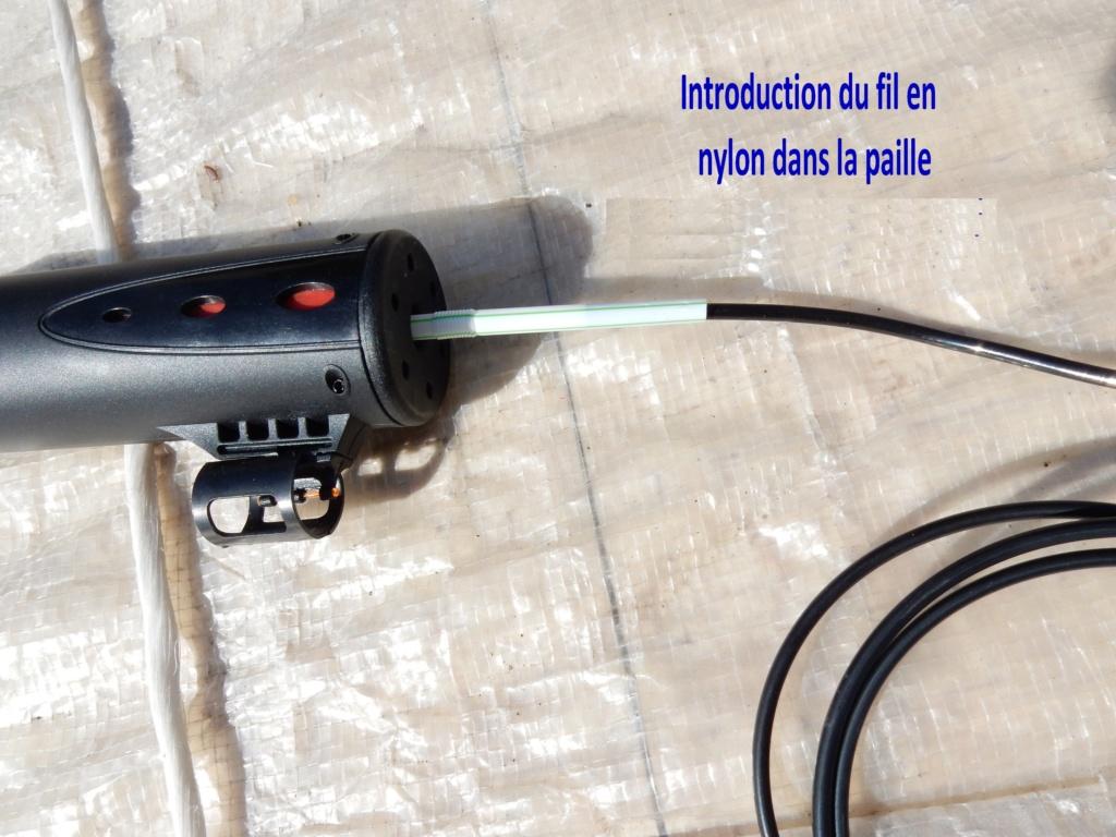 [Tuto]  nettoyage du canon de la Gamo Roadster IGT 10X gen2 710