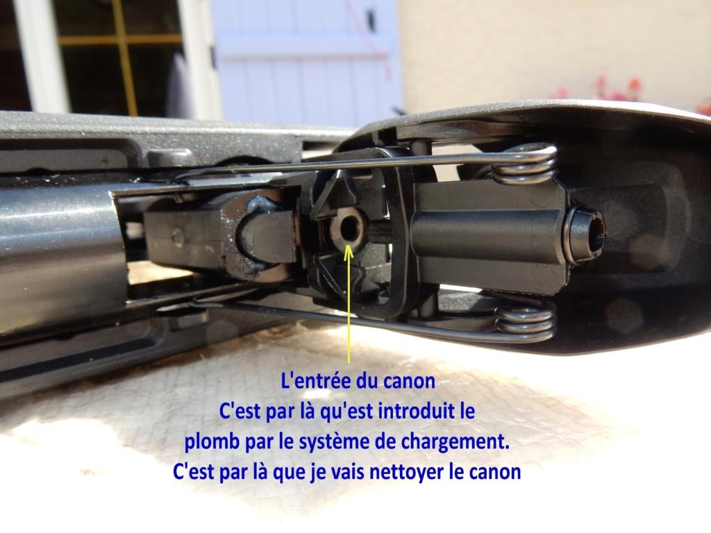 [Tuto]  nettoyage du canon de la Gamo Roadster IGT 10X gen2 712
