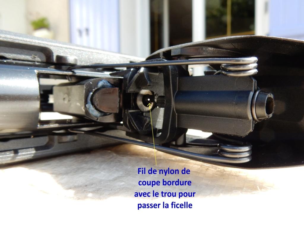 [Tuto]  nettoyage du canon de la Gamo Roadster IGT 10X gen2 810