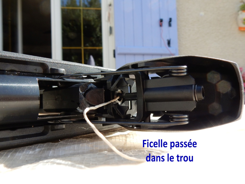 [Tuto]  nettoyage du canon de la Gamo Roadster IGT 10X gen2 910