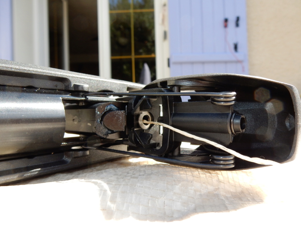 [Tuto]  nettoyage du canon de la Gamo Roadster IGT 10X gen2 911